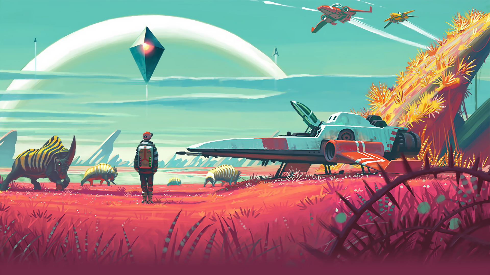 La bande originale de No Man's Sky sera bientôt disponible
