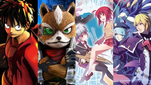 One Piece Burning Blood plus fort que Starfox Zero au Japon