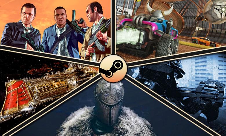 Top 10 Steam au 25 avril : Dark Souls III devance Rocket League