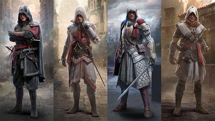 Assassin's Creed Identity : La Mise à jour Forli en détails