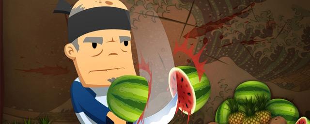 Fruit Ninja bientôt adapté au cinéma