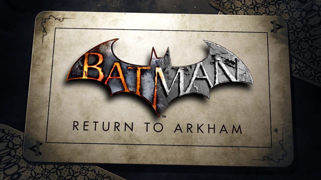 Batman Return to Arkham pourrait sortir en novembre au plus tôt