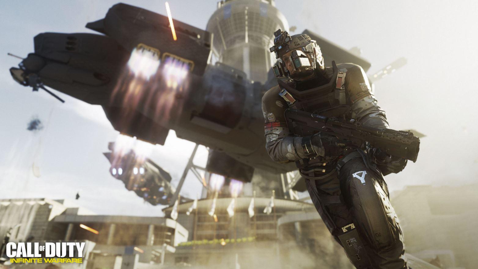 Call of Duty Infinite Warfare : rdv à l'E3 2016 pour du gameplay
