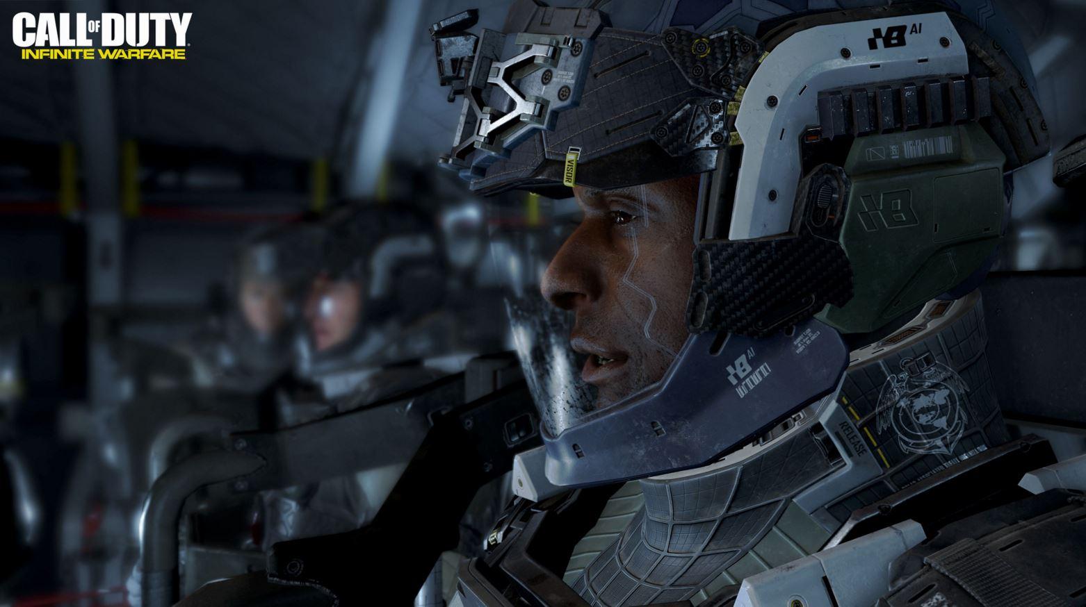 Call of Duty Infinite Warfare proposera une bêta