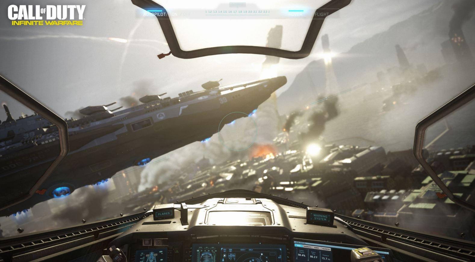 Activision réagit face à la horde de mécontents pour Call of Duty Infinite Warfare