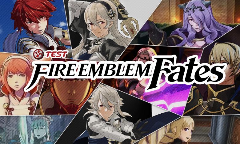 [TEST] Fire Emblem Fates : Héritage & Conquête