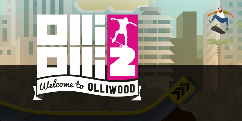 Not a hero et OlliOlli 2 en mai sur Xbox One