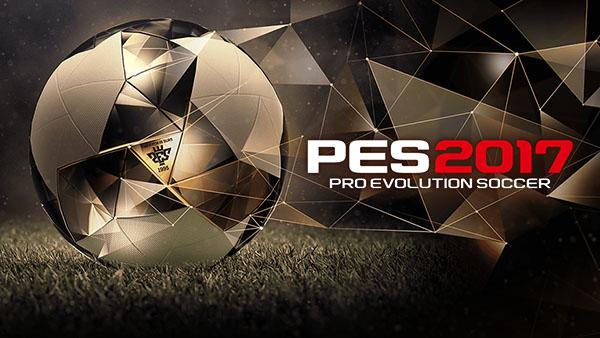PES 2017 annoncé par Konami !