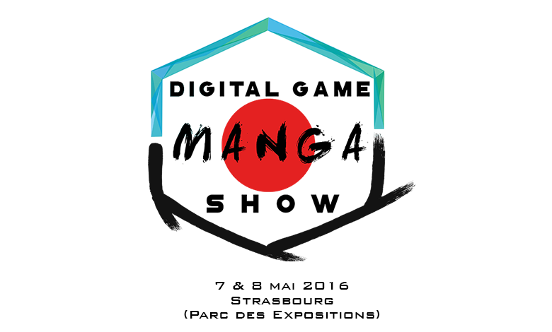 Programme du Digital Game Manga Show 2016