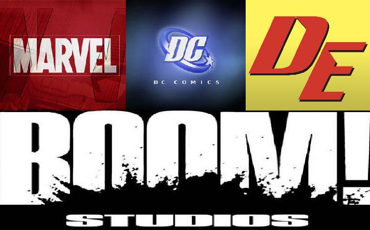 DC, Marvel, Boom! Dynamite : Un autre condensé d'infos