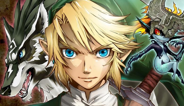 The Legend of Zelda : Twilight Princess version manga