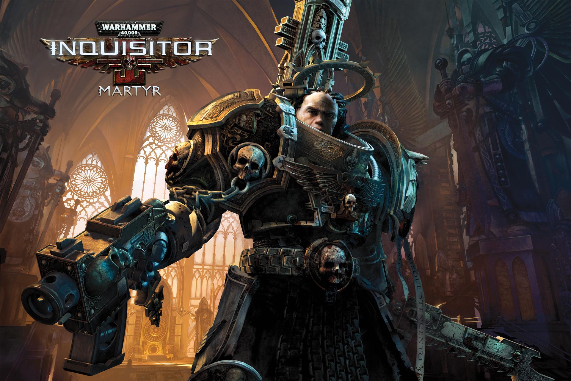 Un nouveau trailer pour Warhammer 40,000 : Inquisitor – Martyr