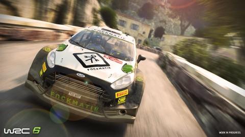Bigben Interactive annonce la sortie de WRC 6