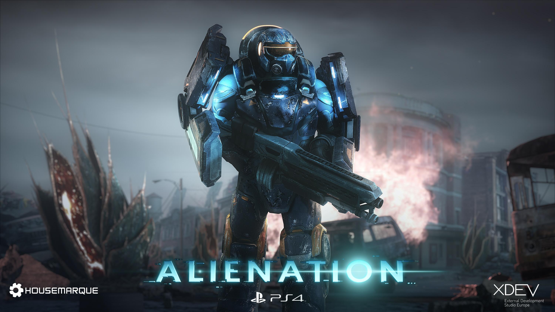 [TEST] Alienation