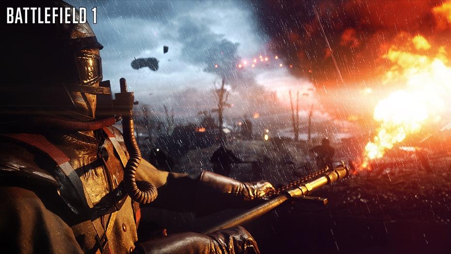 Battlefield 1 : jaquette, collector et bonus de précommande