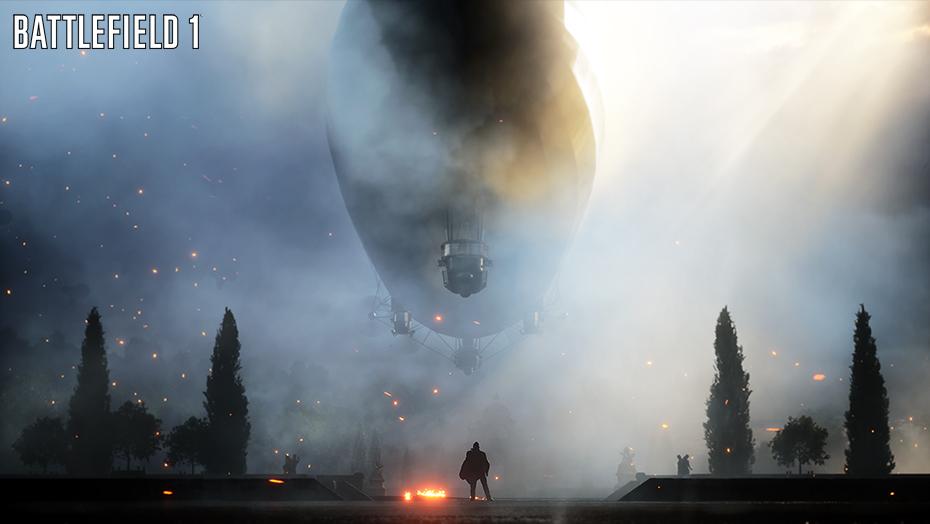 Battlefield 1 : Electronic Arts ne voulait pas de Première Guerre Mondiale