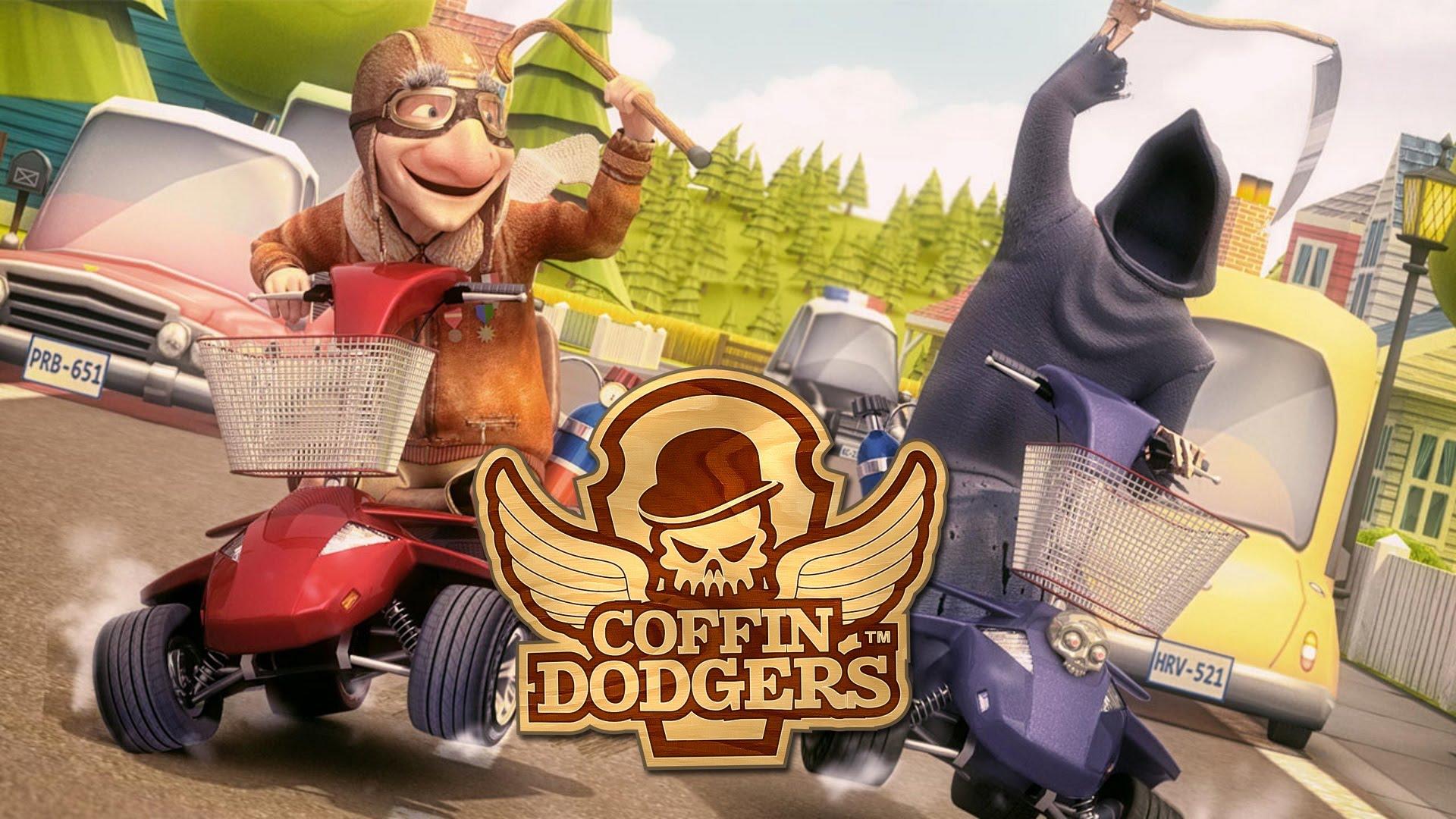 [TEST] Coffin Dodgers : La course pour votre âme