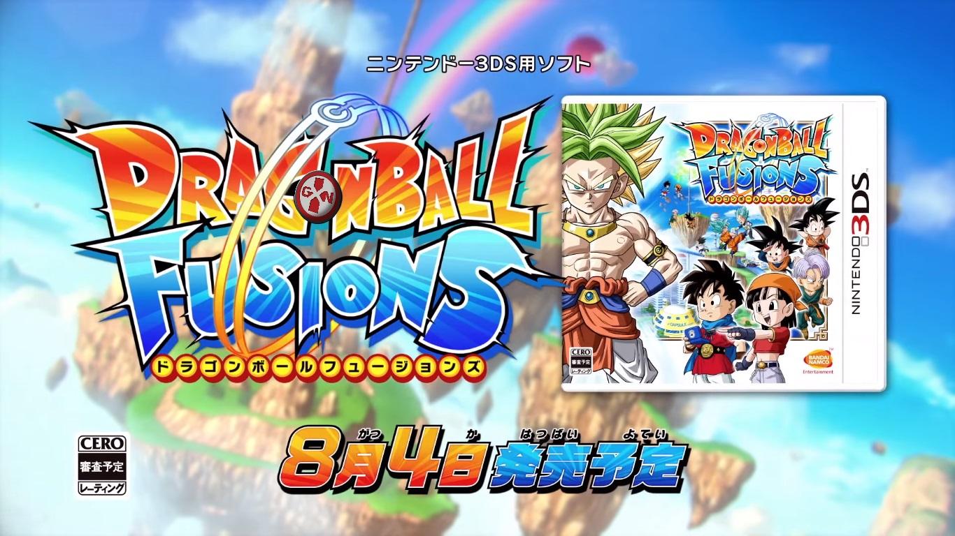 Dragon Ball Fusions : de nouvelles images du jeu