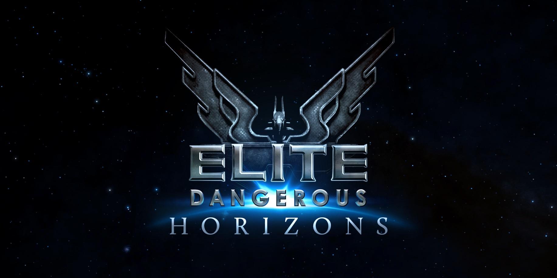 L'extension Elite Dangerous Horizons se trouve une date