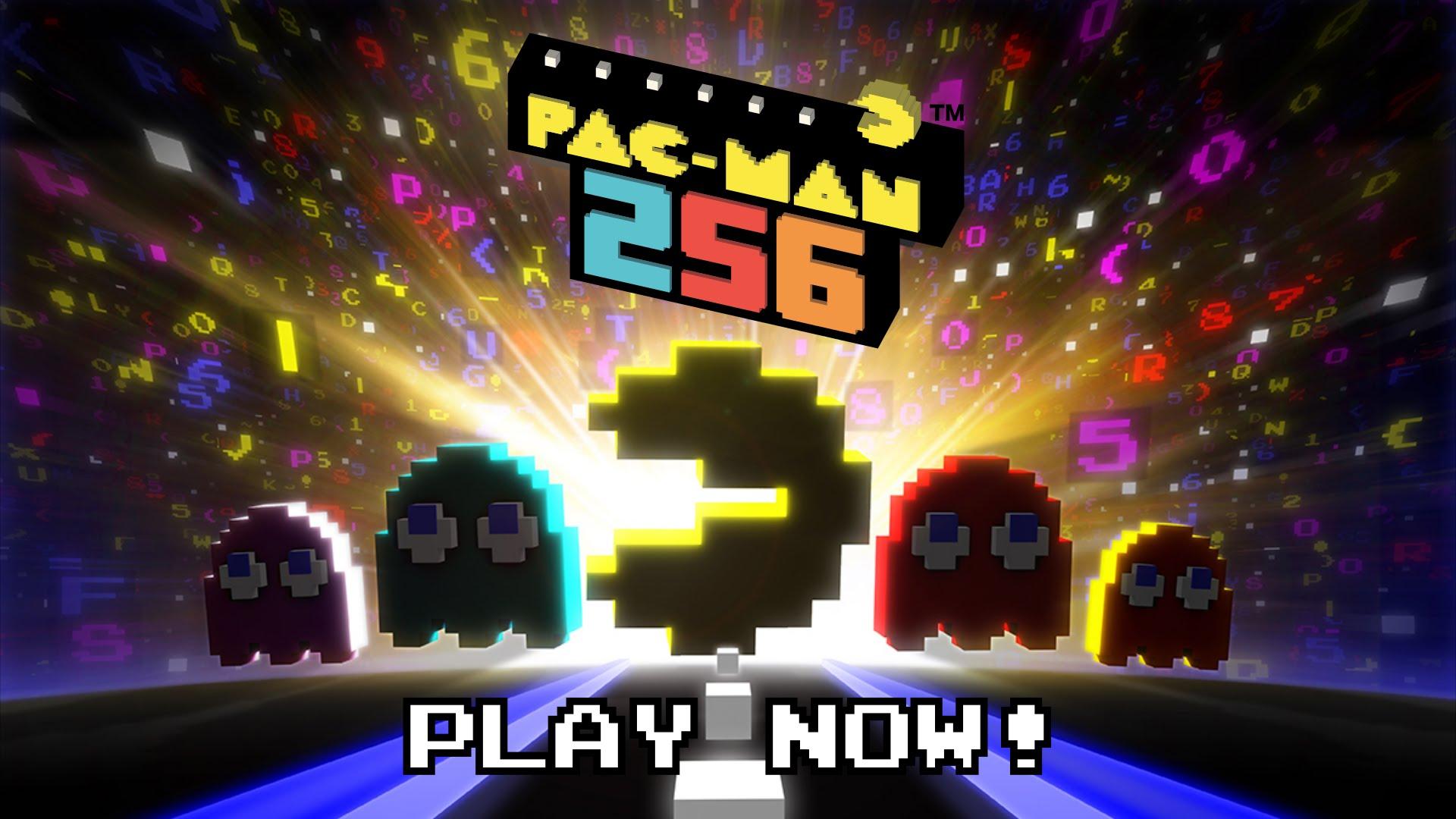 Pac-Man 256 débarque sur consoles et PC