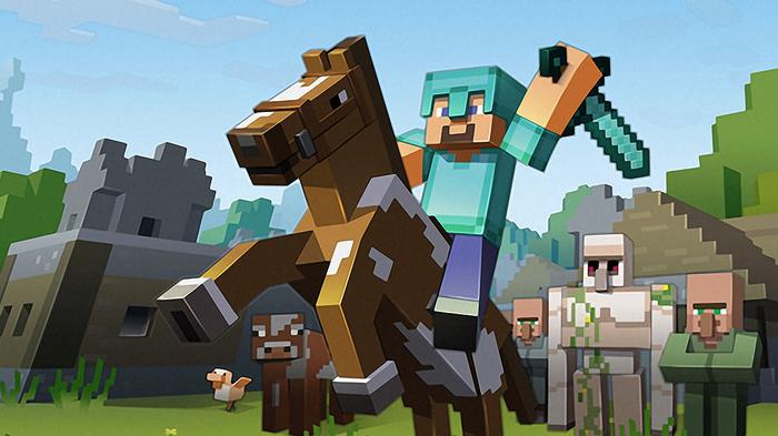 Minecraft : le prix de la version PC grimpe