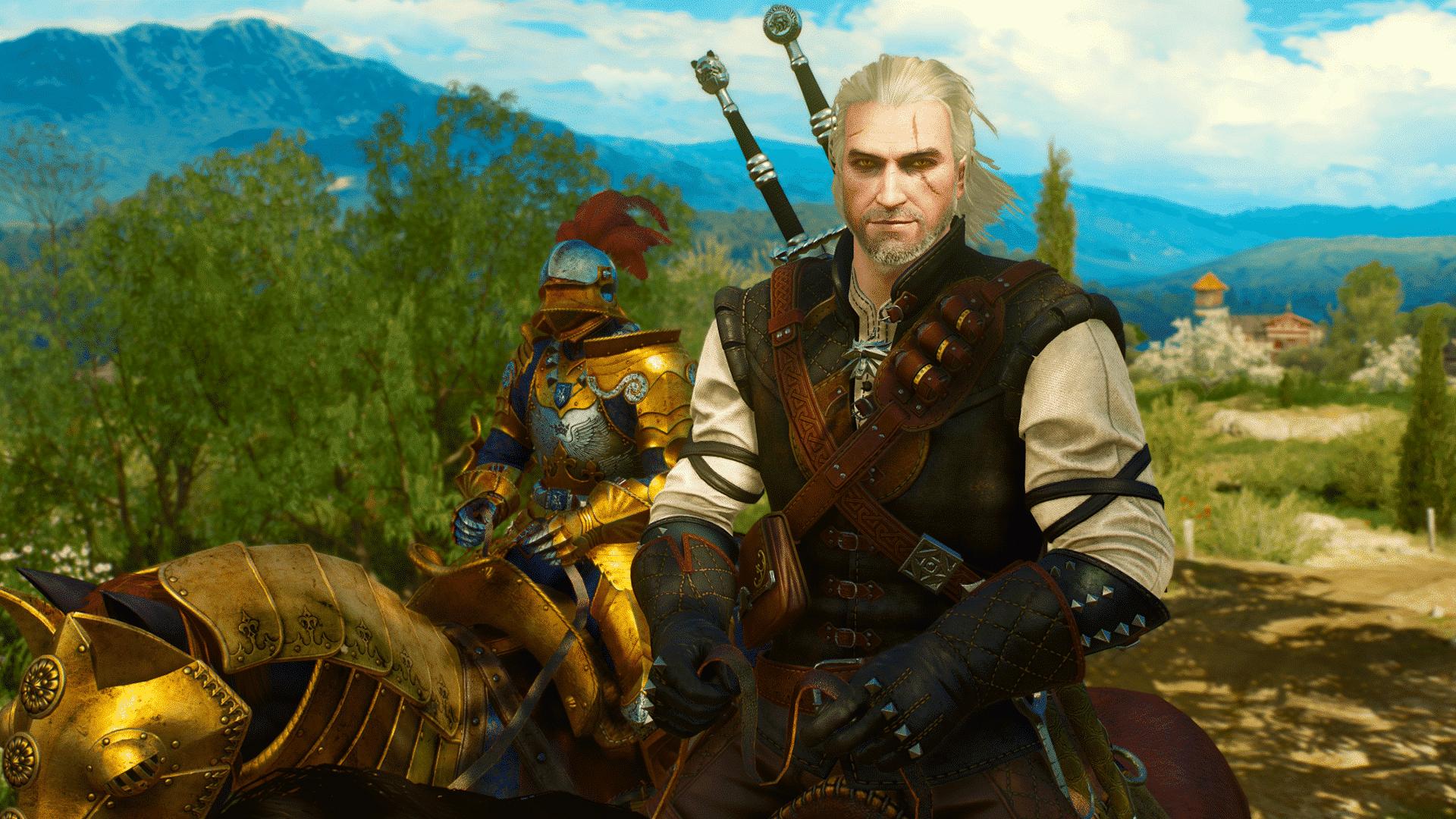 Pas d'upgrade PS4 Pro pour The Witcher 3