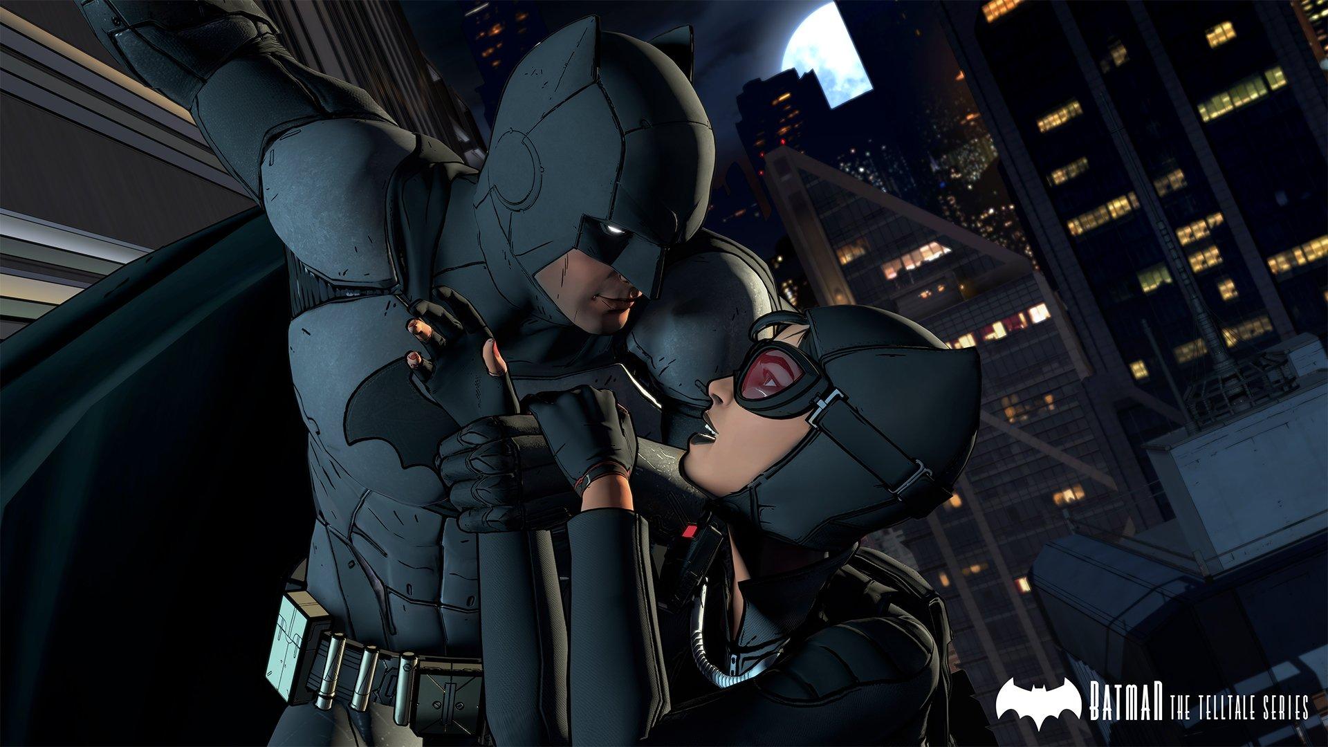 Batman The Telltale Series est disponible