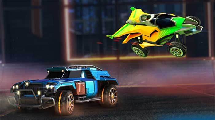 Rocket League : Deux nouvelles Battle Cars classiques débarquent !