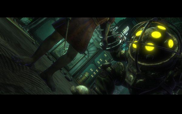 Bioshock The Collection s'offre de nouvelles vidéos