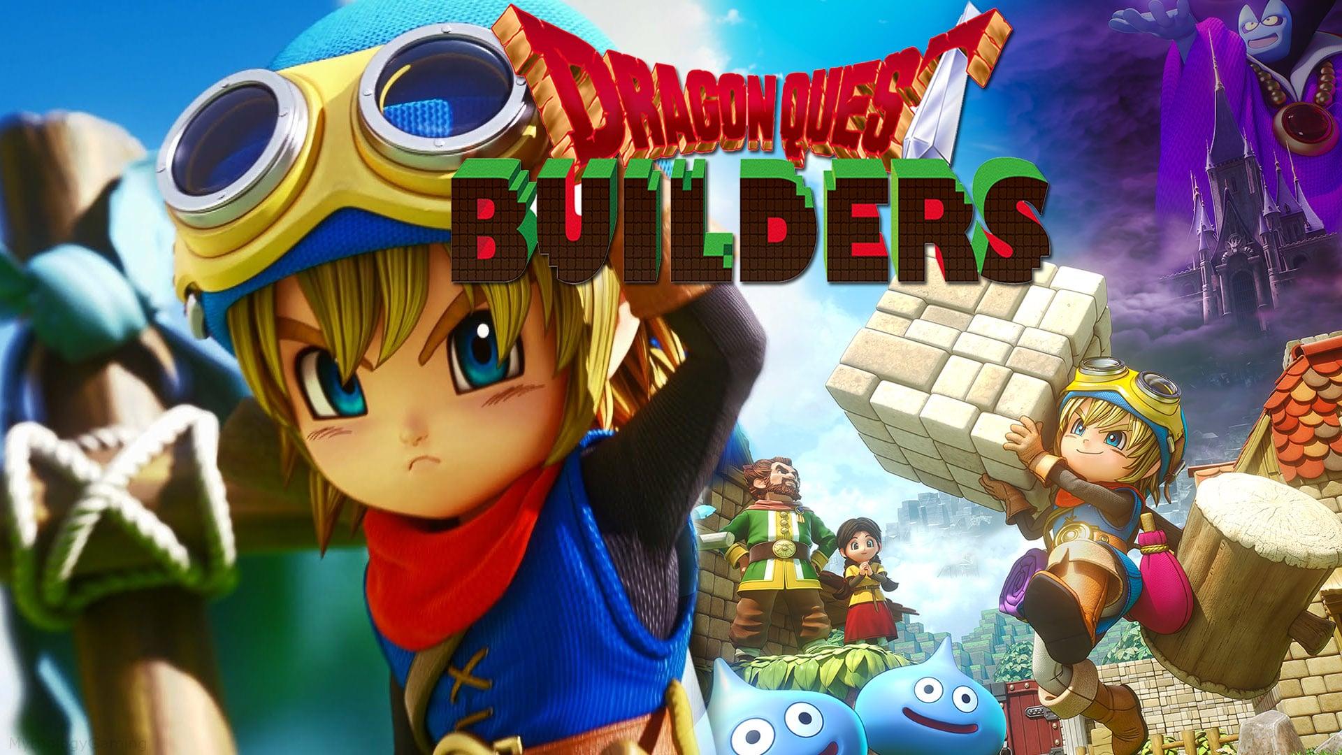[E3 2016] Dragon Quest Builders : date de sortie et vidéo de gameplay