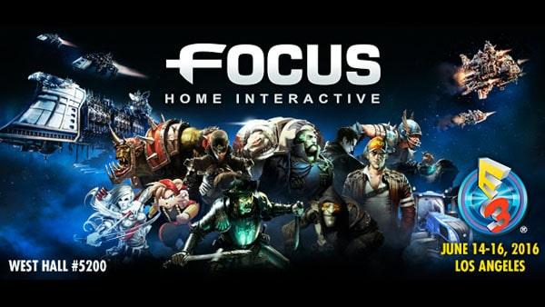 Focus Home Interactive et Nordic Games : du solide pour l'E3 2016