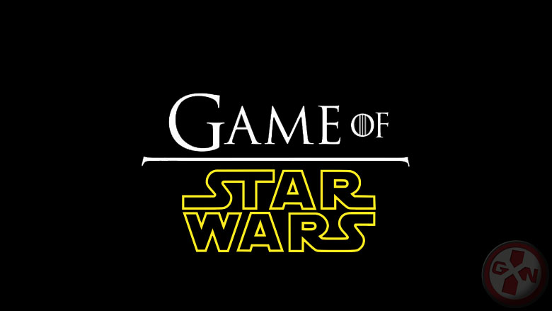 Game of Star Wars : un cross-over made in Andrew Tran