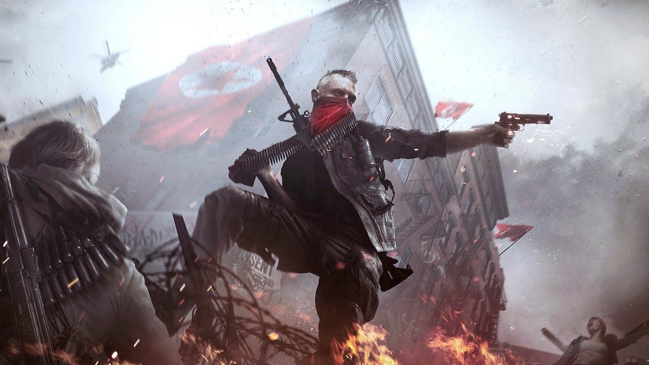Homefront The Revolution en promotion sur le PSN