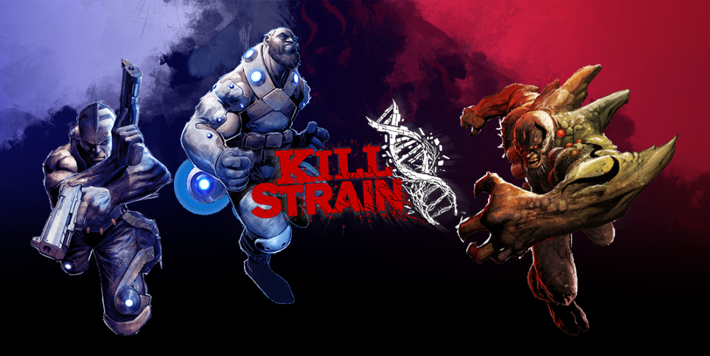 Kill Strain arrive sur PS4