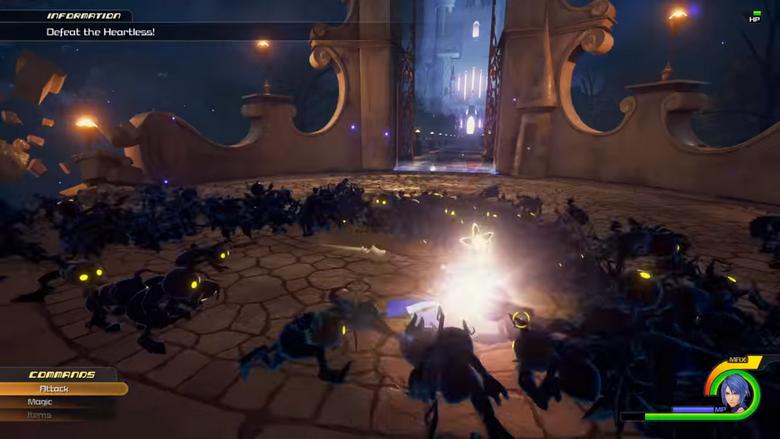 Kingdom Hearts HD 2.8 : le nouveau trailer est là