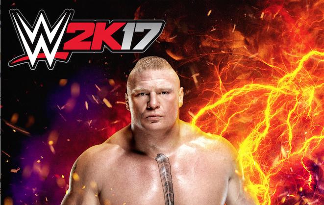 WWE 2K17: date de sortie et jaquette divulguées