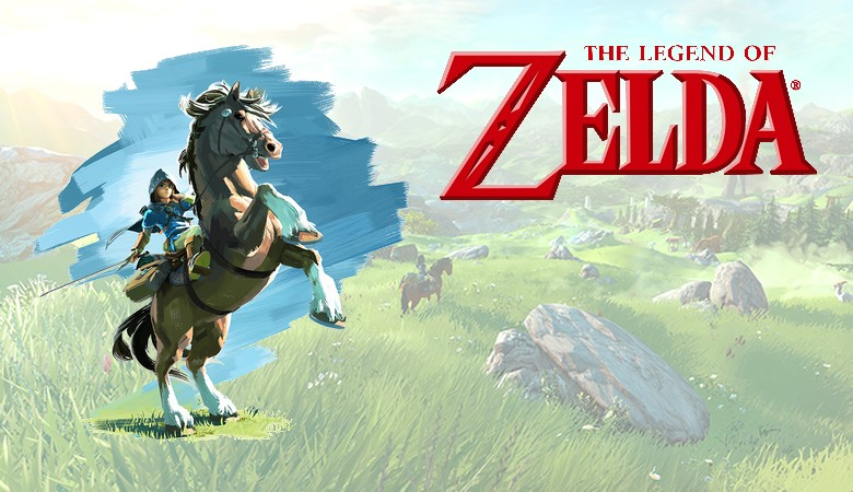 Japan Expo 2016 : la démo de Zelda Breath of the Wild présentée