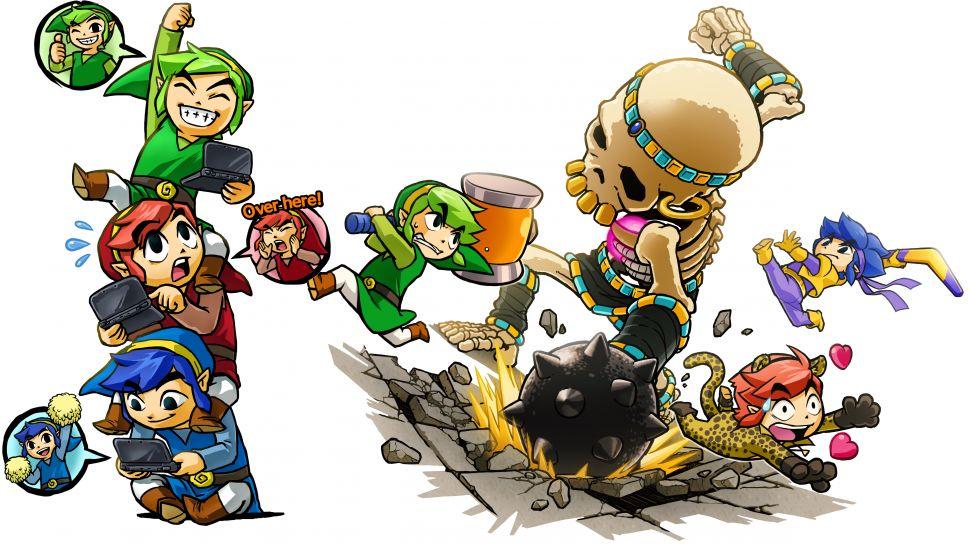 Aonuma: un nouveau Zelda multijoueur en projet ?