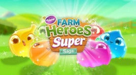Farm Heroes Super Saga est disponible sur mobile