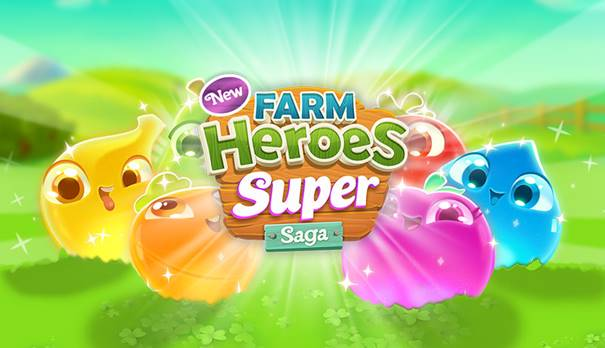 Farm Heroes Super Saga est disponible sur mobile