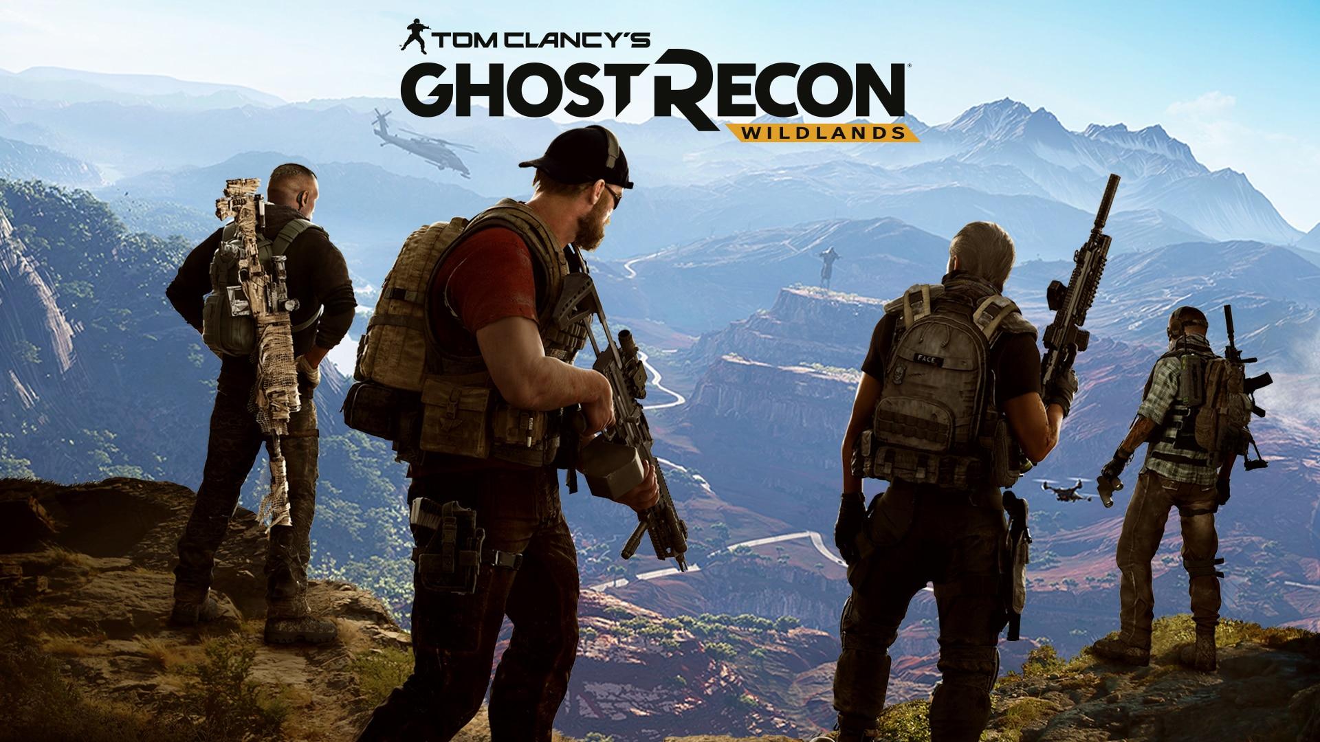 Ghost Recon Wildlands s'offre un trailer pour la Gamescom