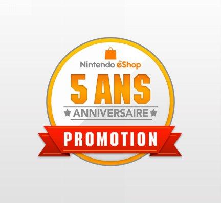 Nintendo annonce ses soldes e-shop en Europe