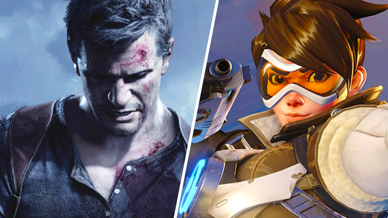 Uncharted 4, Overwatch, Call of Duty… bataille de titans en France