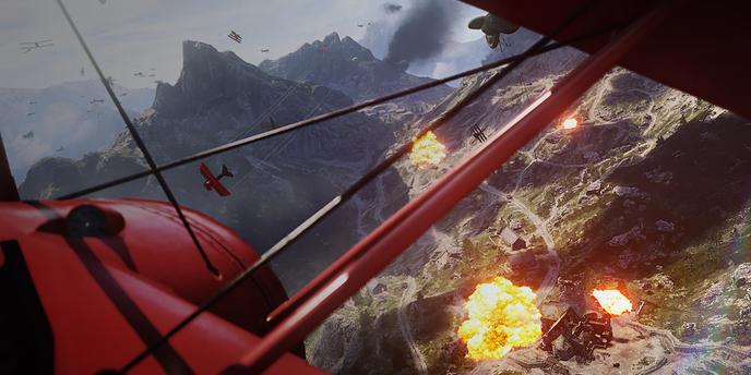 Battlefield 1 : le trailer sur la Campagne solo est en ligne