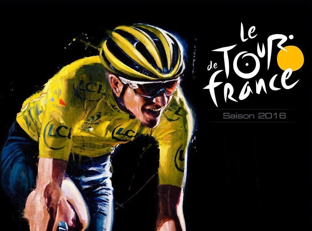 [TEST] Tour de France 2016
