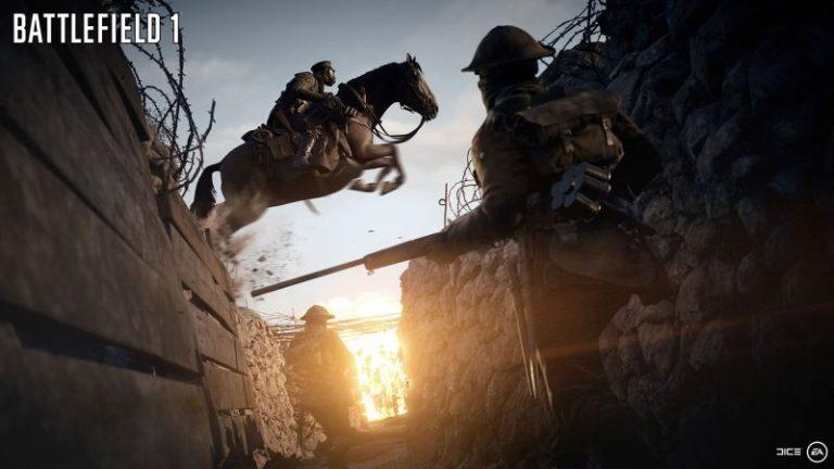 Une édition collector pour Battlefield 1… sans le jeu