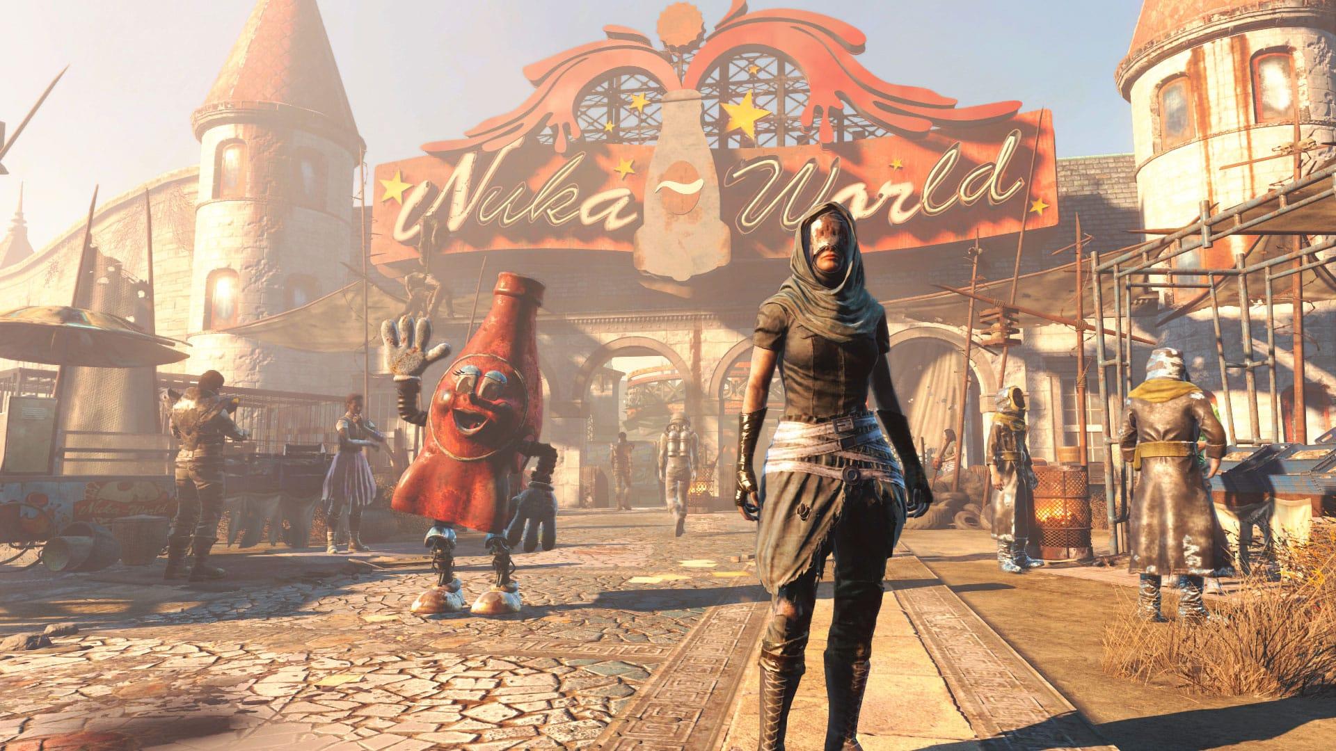 [TEST] Fallout 4 Nuka World sauve-t-il le season pass ?