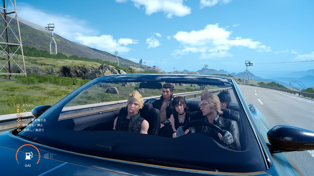 [TGS 2016] Une PlayStation 4 aux couleurs de Final Fantasy XV