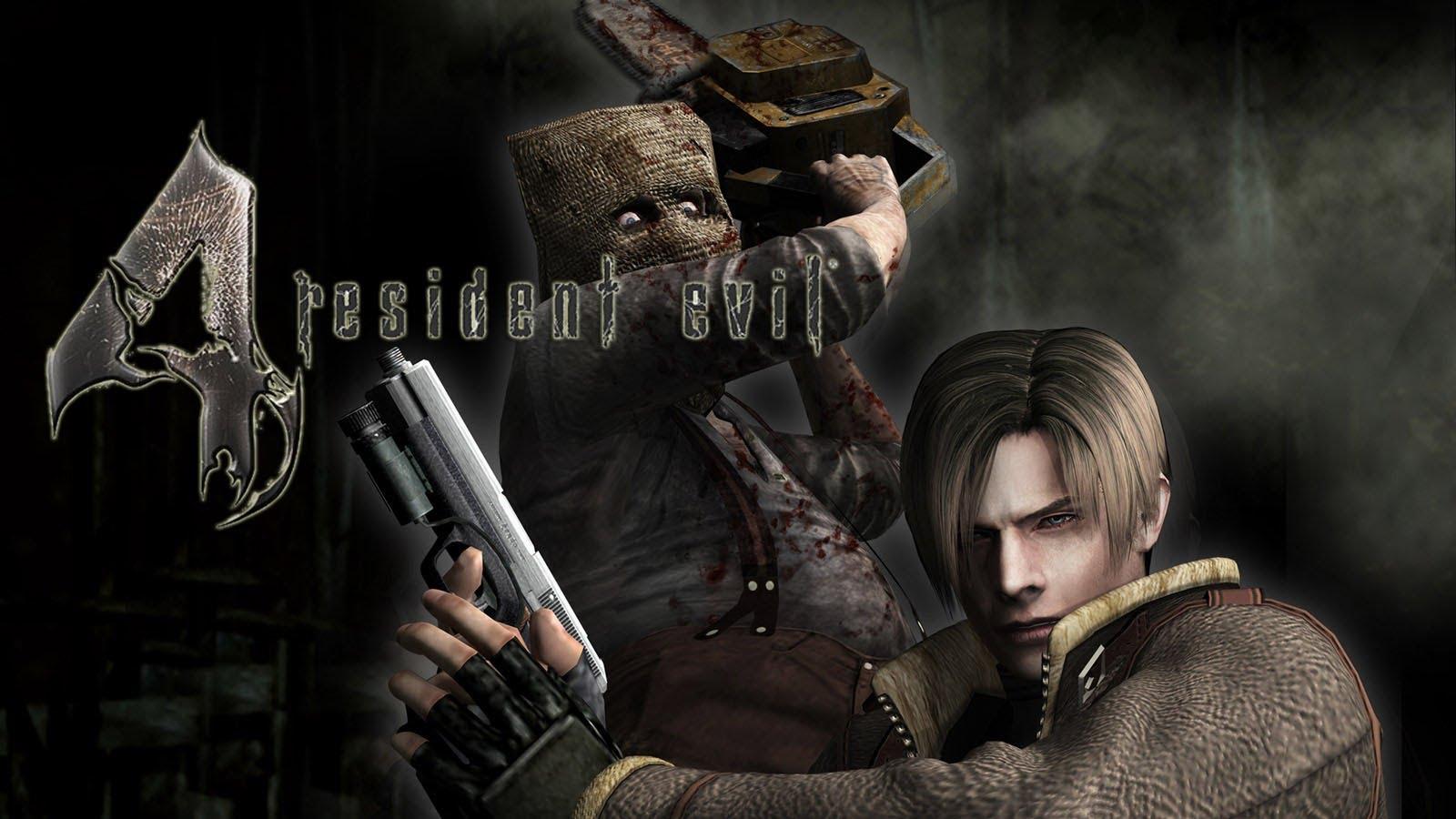 Resident Evil 4 est disponible à la précommande