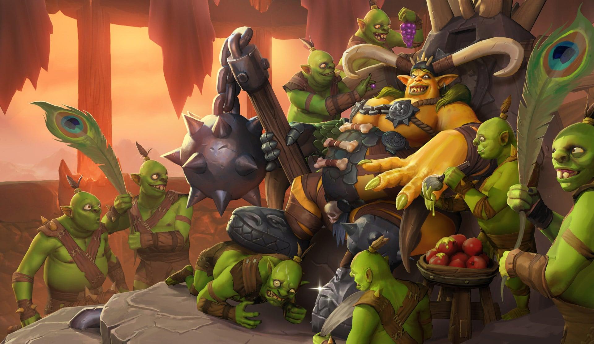 Orcs Must Die! Unchained : la nouvelle héroïne, Bionka, sort l'artillerie lourde